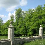 Gate piers