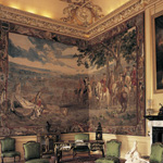 Blenheim Palace tapestry
